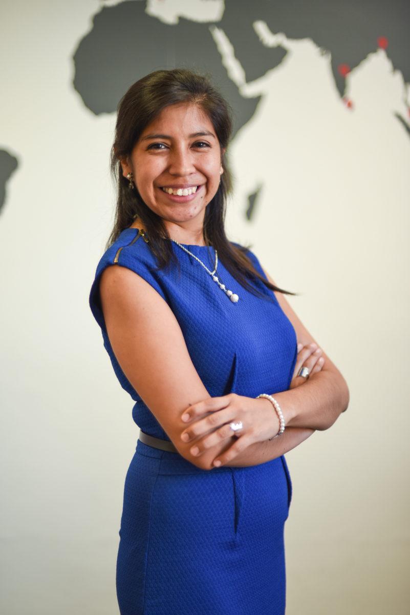 Ms. Aimee Silva / English and MBA Student