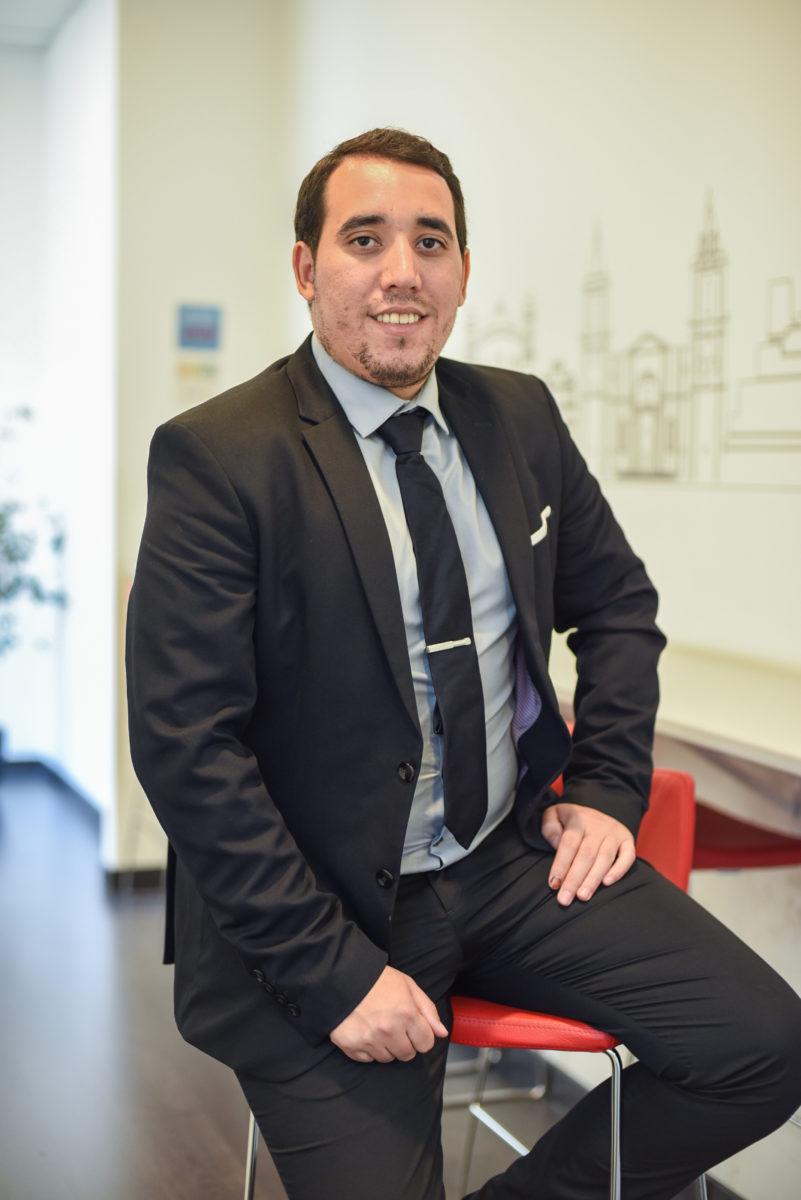 Mr. Andrés Gutiérrez / International Marketing Officer